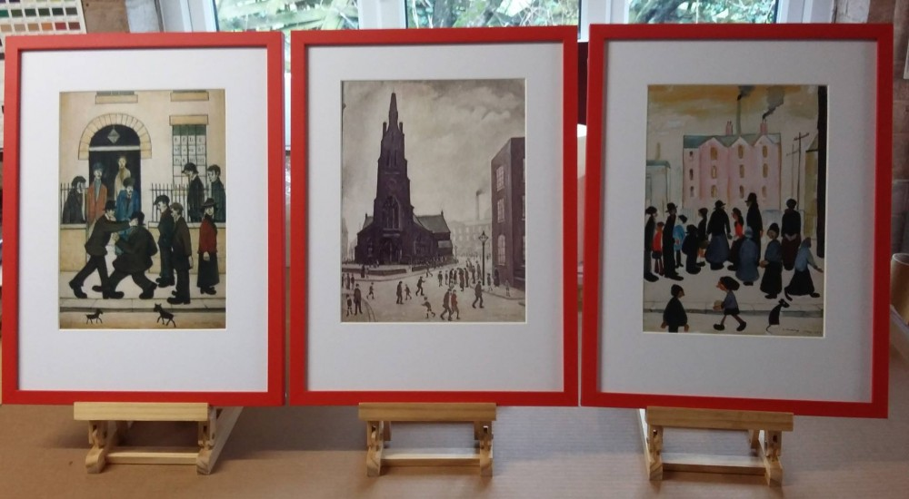 Lowry Prints - Farrell\'s Framings framing and mounting ledbury ...